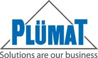 Logo PLÜMAT - HKS 44K - 80s - Slogan